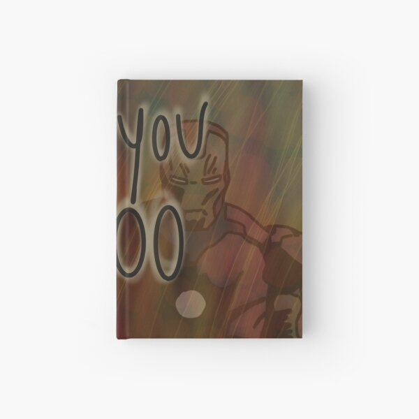 I love you 3000 Hardcover Journal
