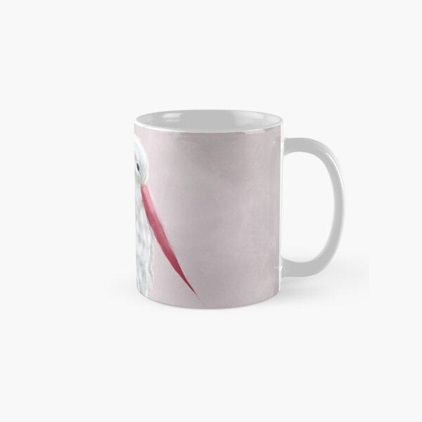 cigogne by sophiescolors Mug classique