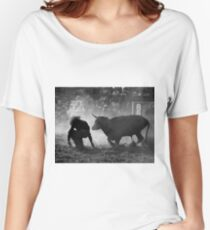 0102 Caught Unawares Women's Relaxed Fit T-Shirt