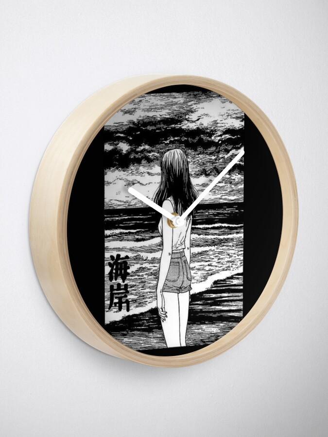 Alternative Ansicht von Junji Ito Uhr