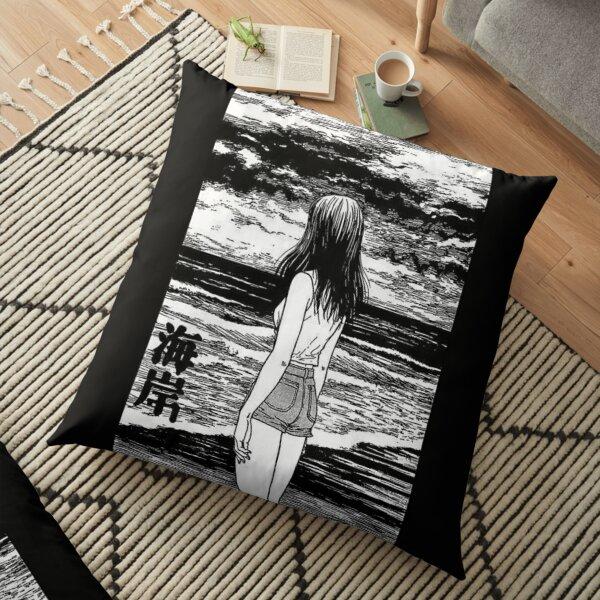 Junji Ito Floor Pillow