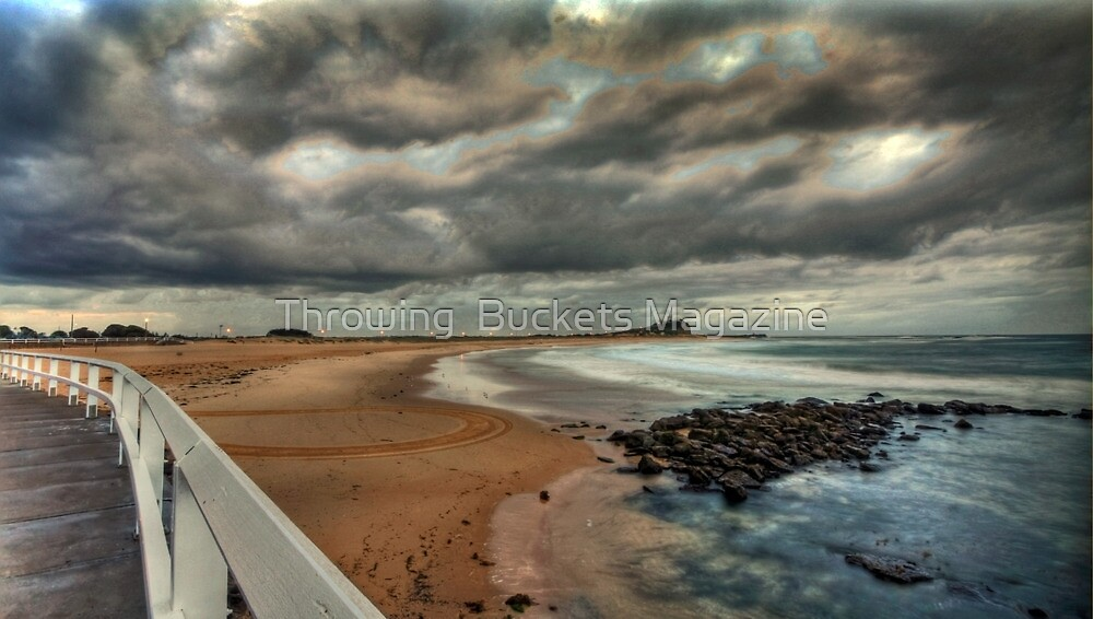 Nobbys cloud by Throwing  Buckets Magazine