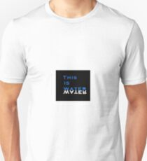 This is Water Unisex T-Shirt