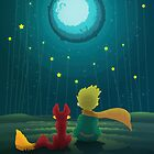 The Little Prince by Roy Nebres
