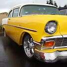 Yellow Chevy by Jaimesphotos