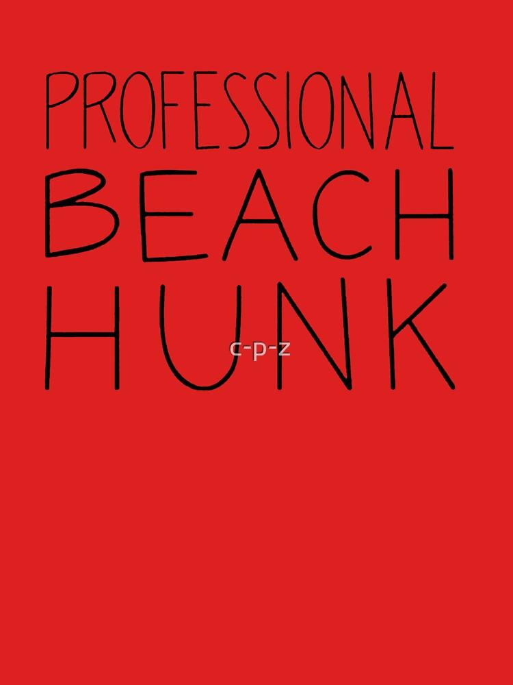 Beach Hunk | Unisex T-Shirt
