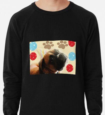 Schauen Sie, wer 1 - Boxer Dog Series ist Leichtes Sweatshirt