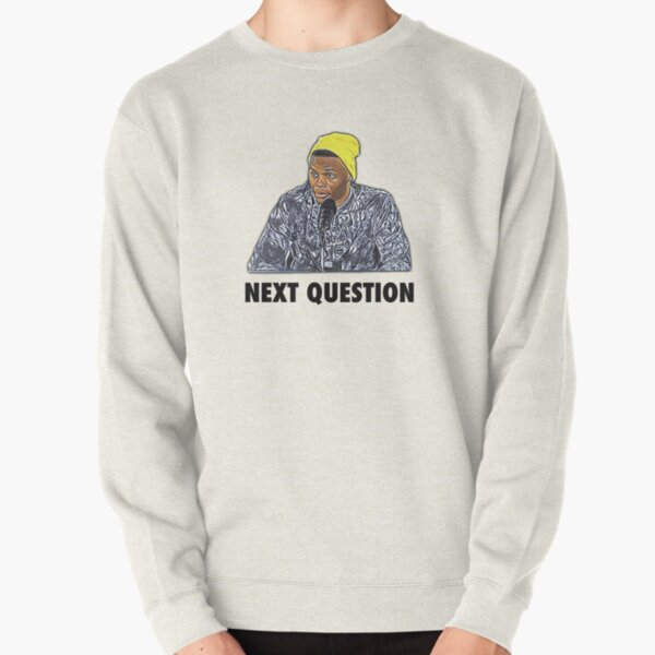 Next Question - Russell Westbrook Pullover Sweatshirt