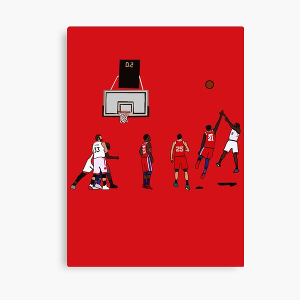The Klaw Sends The Process Back Home Canvas Print