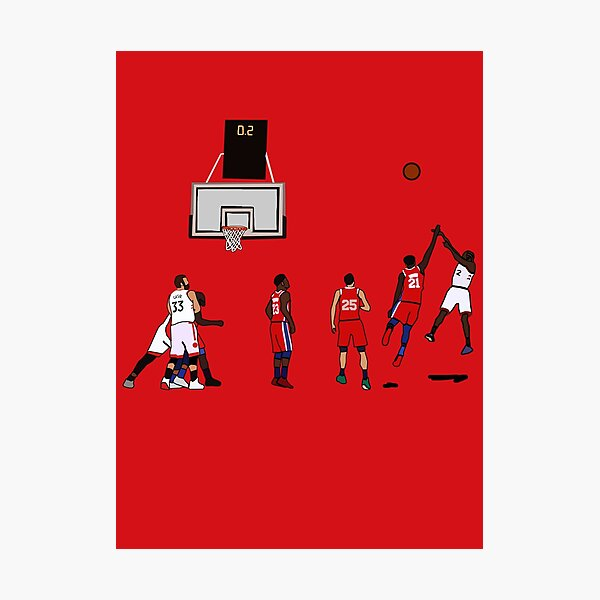 The Klaw Sends The Process Back Home Photographic Print