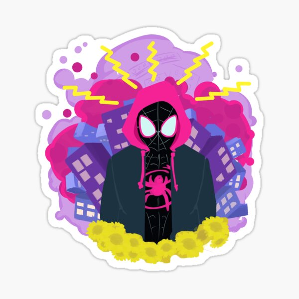 kid spider  Sticker