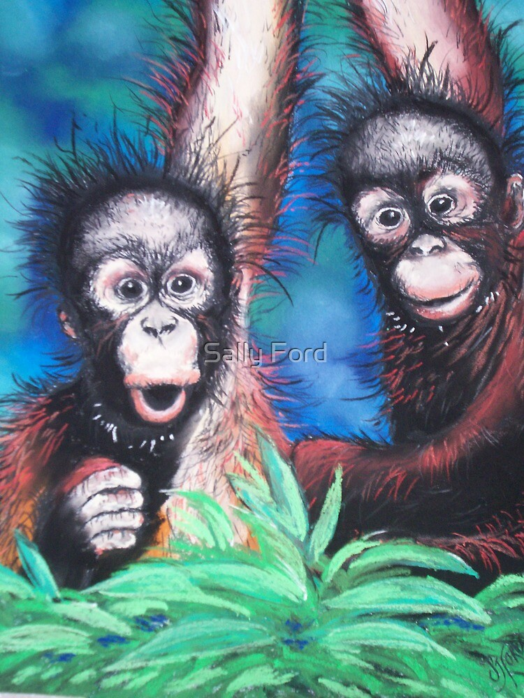 Forest Friends by Sally Ford