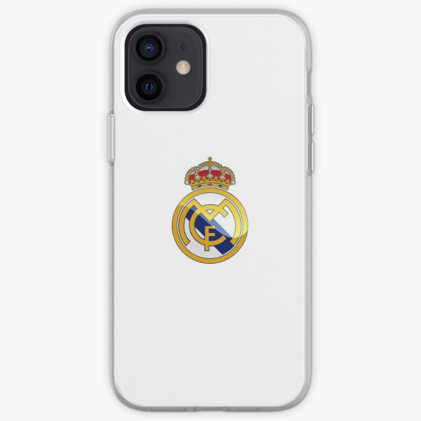 Real Madrid Coque souple iPhone