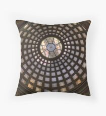 The Dome - Natural History Museum, Stockholm, Sweden Throw Pillow
