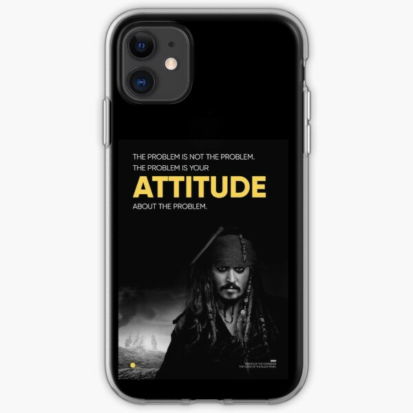 The Pirates of the Caribbean  iPhone Soft Case
