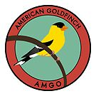 American Goldfinch by JadaFitch