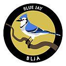 Blue Jay by JadaFitch