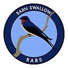 Barn Swallow by JadaFitch