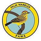 Palm Warbler by JadaFitch