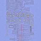Stitches: City lines by VrijFormaat