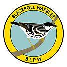 Blackpoll Warbler by JadaFitch