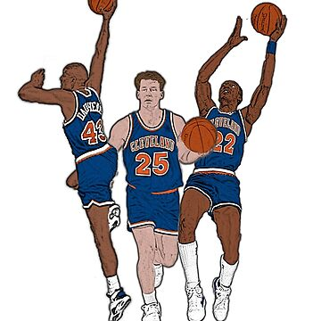 Cavaliers Big 3 (1990s) by OhioApparel