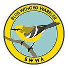 Blue-winged Warbler by JadaFitch