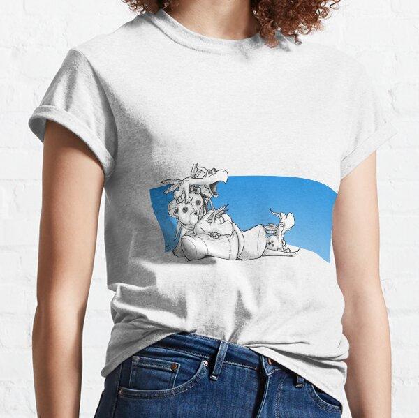 Baby Dragons (Blue) Classic T-Shirt