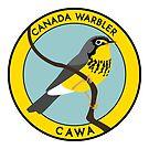 Canada Warbler by JadaFitch