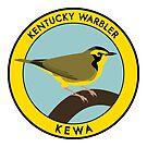 Kentucky Warbler by JadaFitch