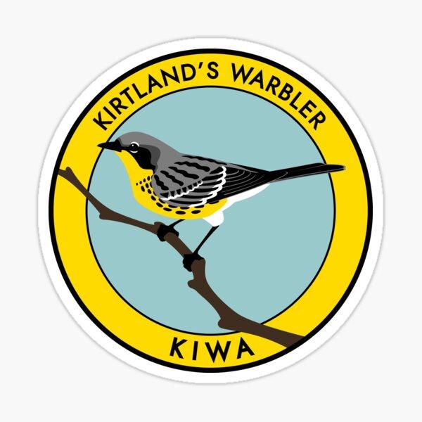 Kirtland's Warbler Sticker