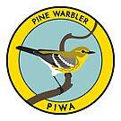 Pine Warbler by JadaFitch