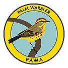 Prairie Warbler by JadaFitch