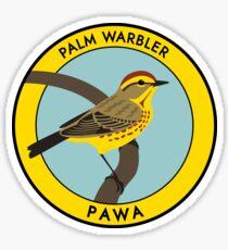 Prairie Warbler Sticker