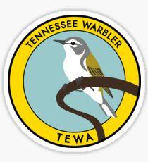 Tennessee Warbler Sticker