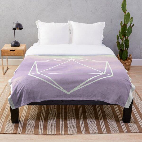 Odesza design  Throw Blanket
