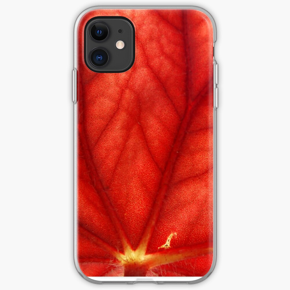 Under Shades of Red iPhone Case & Cover