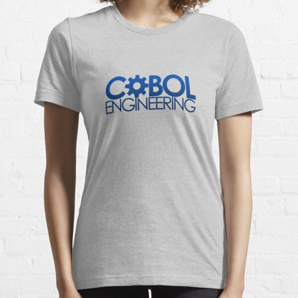 Cobol Engineering Essential T-Shirt