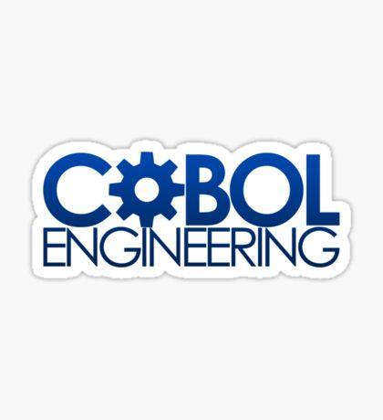 Cobol Engineering Sticker