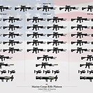 Weapons of the Marine Rifle Platoon (2020) by nothinguntried