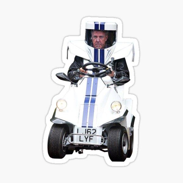 Jeremy's Compact car Sticker
