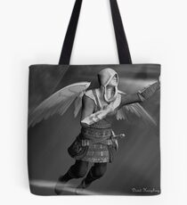 Angel In Flight Tote Bag