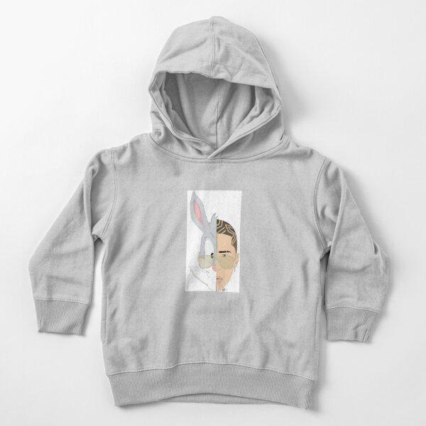 Bad bunny design Sudadera con capucha para bebé