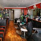 Barber - Fit to be dyed by Michael Savad