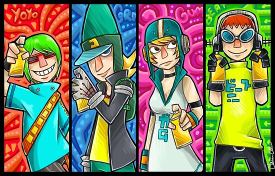 The GG's by psychonautic