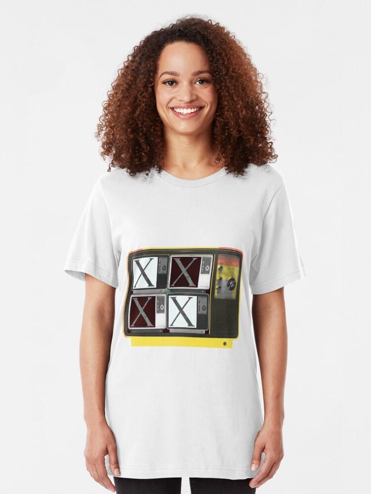 Alternate view of TV Shirt Slim Fit T-Shirt