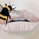 Bee Kisses by Bear Elle
