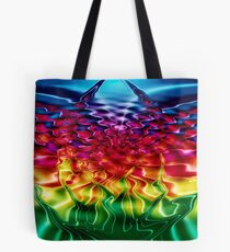 Bursting (Abstract) Tote Bag