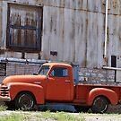 Old Chevy truck by Nancy Richard