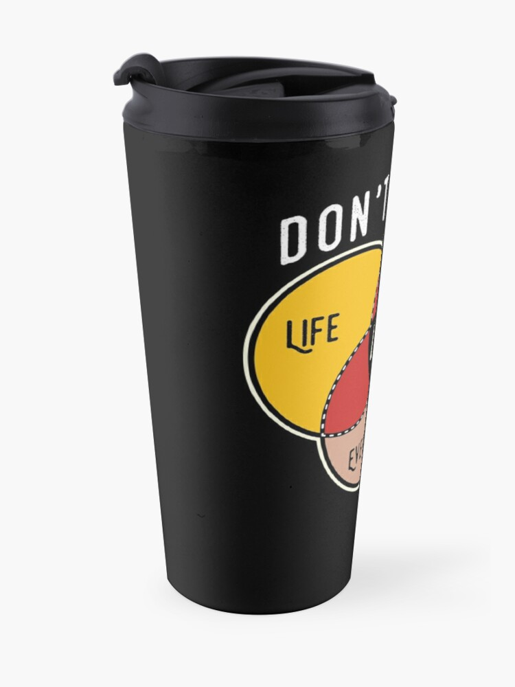 Alternate view of 42 The Answer to Life, The Universe, and Everything Travel Mug